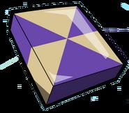 Purple Beige Cubit