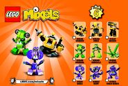 All Mixels Series 6