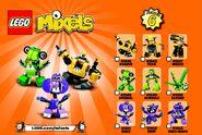All Mixels Series 6
