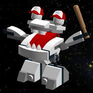 Mixels LEGO Batto