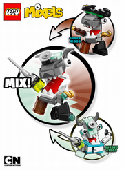 Sharx Surgeo Mix