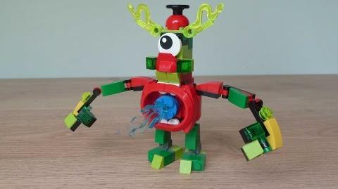 LEGO MIXELS SPLASHO GLOMP MIX or MURP? Instructions Lego 41563 Lego 41518