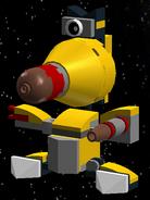 Mixels LEGO Cytorp