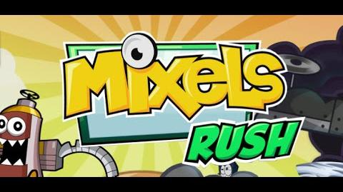 MIXELS RUSH IOS ANDROID GAMEPLAY TRAILER