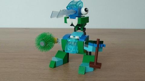 LEGO MIXELS SWEEPZ LUNK MIX or MURP? Instructions Lego 41573 Lego 41510