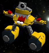 Mixels LEGO Jetzu