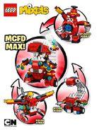 MCFD Max Instructions
