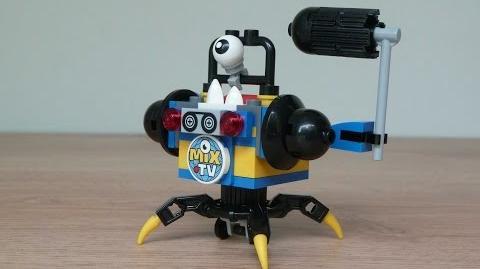LEGO MIXELS SERIES 9 MYKE LEGO 41580 NEWZERS