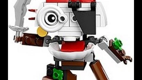 LEGO MIXELS SERIES 8 Pictures