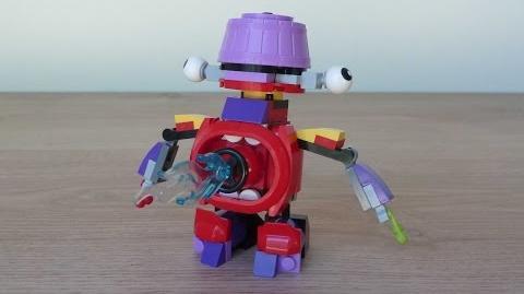 LEGO MIXELS SPLASHO BERP MIX or MURP? Instructions Lego 41563 Lego 41552