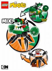 Sweepz Spinza Mix