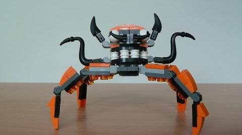 LEGO MIXELS KRAW and TENTRO MIX with Lego 41515 and Lego 41516 Mixels Serie 2