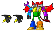 PD Cartoon Blast Robo