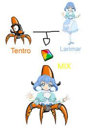 Tentro and Larimar MIX