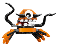 LEGO MIXELS Kraw Transparent