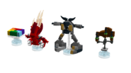 Mixels Team Pack Flain and Seismo 2