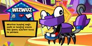 Wizwuz Mixels,com bio