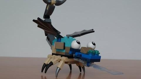 LEGO MIXELS SCORPI and FLURR MIX or MURP ? With Lego 41522 and Lego 41511
