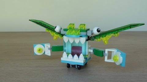 LEGO MIXELS SKRUBZ SLUSHO MIX or MURP? Instructions Lego 41570 Lego 41550
