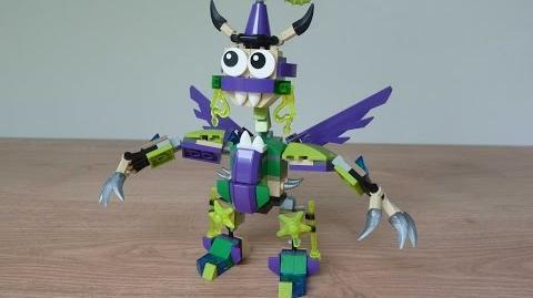 LEGO MIXELS TOTOBRICKS CREATIONS 10
