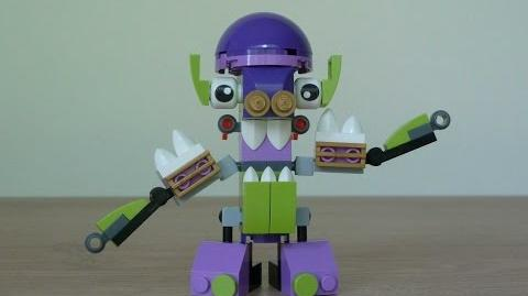 LEGO MIXELS SNAX ROKIT MIX or MURP ? Instructions Lego 41551 Lego 41527