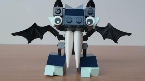 LEGO MIXELS VAMPOS LEGO 41534 Glowkies tribe Mixels Serie 4