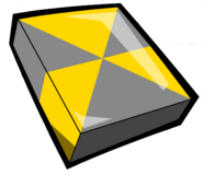 Grey Yellow Cubit