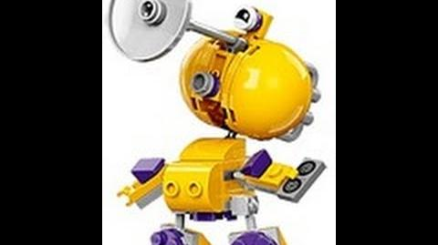 LEGO MIXELS SERIES 7 Pictures and names