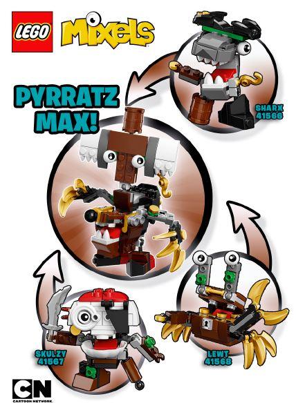 Image Pyrratz Max Instructionsg Mixels Wiki Fandom Powered