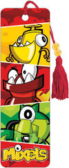 Mixels Bookmark