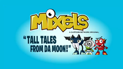Tall Tales From Da Moon title