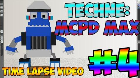 Mixel Modeling - MCPD Max (Time Lapse Video)
