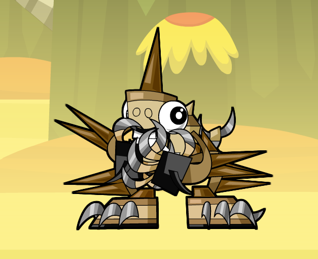 Spikles max giant spikes