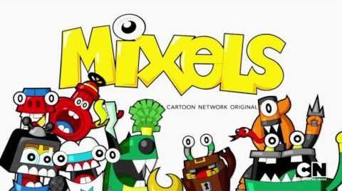 "MIXELS Soundtracks - ""Nixel, Nixel Go Away! Theme"""