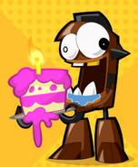 Omfg CAKE