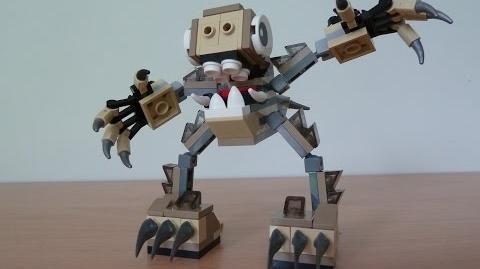 LEGO MIXELS SPIKELS MAX Mixels Serie 3 Lego 41521 Footi Lego 41522 Scorpi Lego 41523 Hoogi
