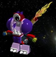 Snax Flamzer LEGO Mix