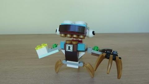 LEGO MIXELS TUTH LEWT MIX or MURP? Instructions Lego 41571 Lego 41568