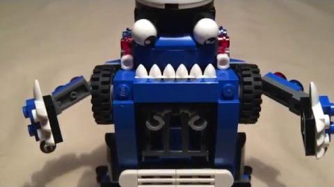 LEGO Mixels Series 7 MCPD Kuffs Busto & Tiketz Max