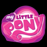 My little pony movie logo