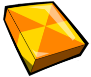 Yellow Orange Cubit