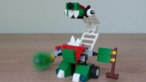 LEGO MIXELS SWEEPZ HYDRO MIX or MURP? Instructions Lego 41573 Lego 41565
