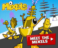 Meet the Mixels