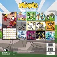 Mixel calendar 3