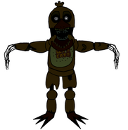 Phantom Withered Chica