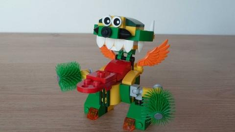 LEGO MIXELS SWEEPZ TUNGSTER MIX or MURP? Instructions Lego 41573 Lego 41544