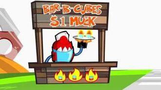 Bar B Cubes - LEGO Mixels - Series 2 Episode 2
