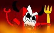 Major Nixel as a Demon