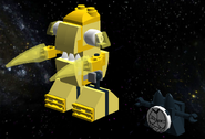 Mixels Grippa LEGO