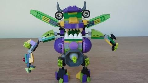 LEGO MIXELS SERIES 6 MEGA MAX MOC Instructions